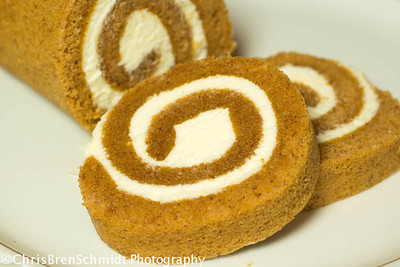pumpkin -roll